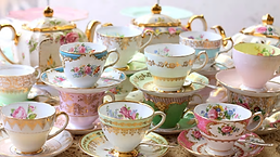 afternoon tea fancy cups many.bmp
