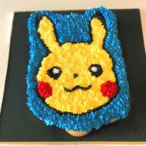 Pikachu Cupcake Pullout Cake
