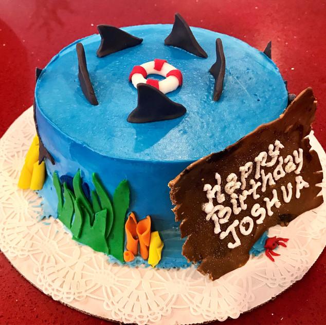 JAWS Cake
