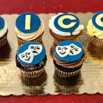 Drama Cupcakes