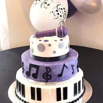 Karoake Cake