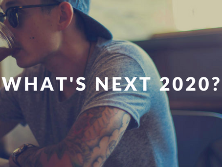 What's next 2020?