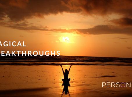 Magical Breakthroughs