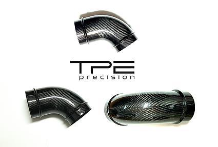 TPE Precision Carbon Fiber Intake Muffle