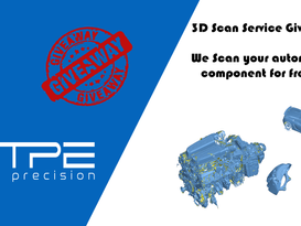 3D Scan Service Give Away !!