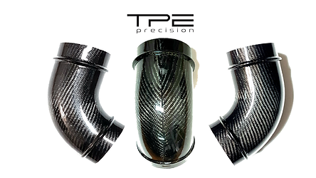 TPE Precision- Intake Muffler Delete Pip