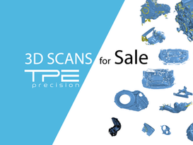 3D Scans available for sale !