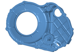 Ducati Engine Side Cover