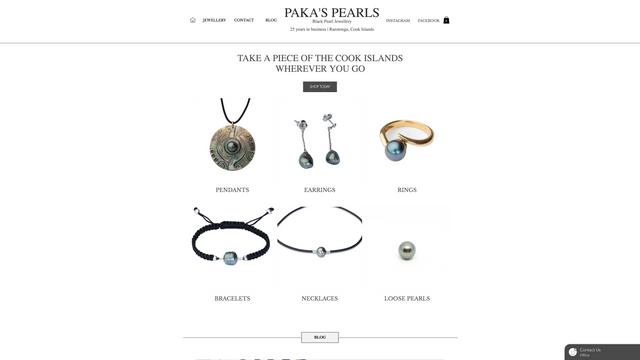 Paka's Pearls
