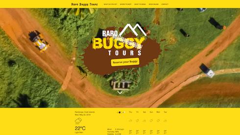 Raro Buggy Tours