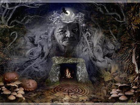 """Samhain""- Honrando los Ancestros"