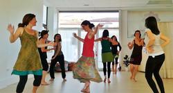 Clases regulares de Danza Sana