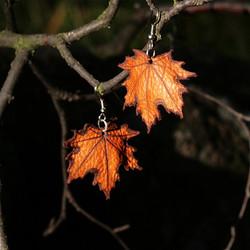 Lehtikorut - Leaf Earrings