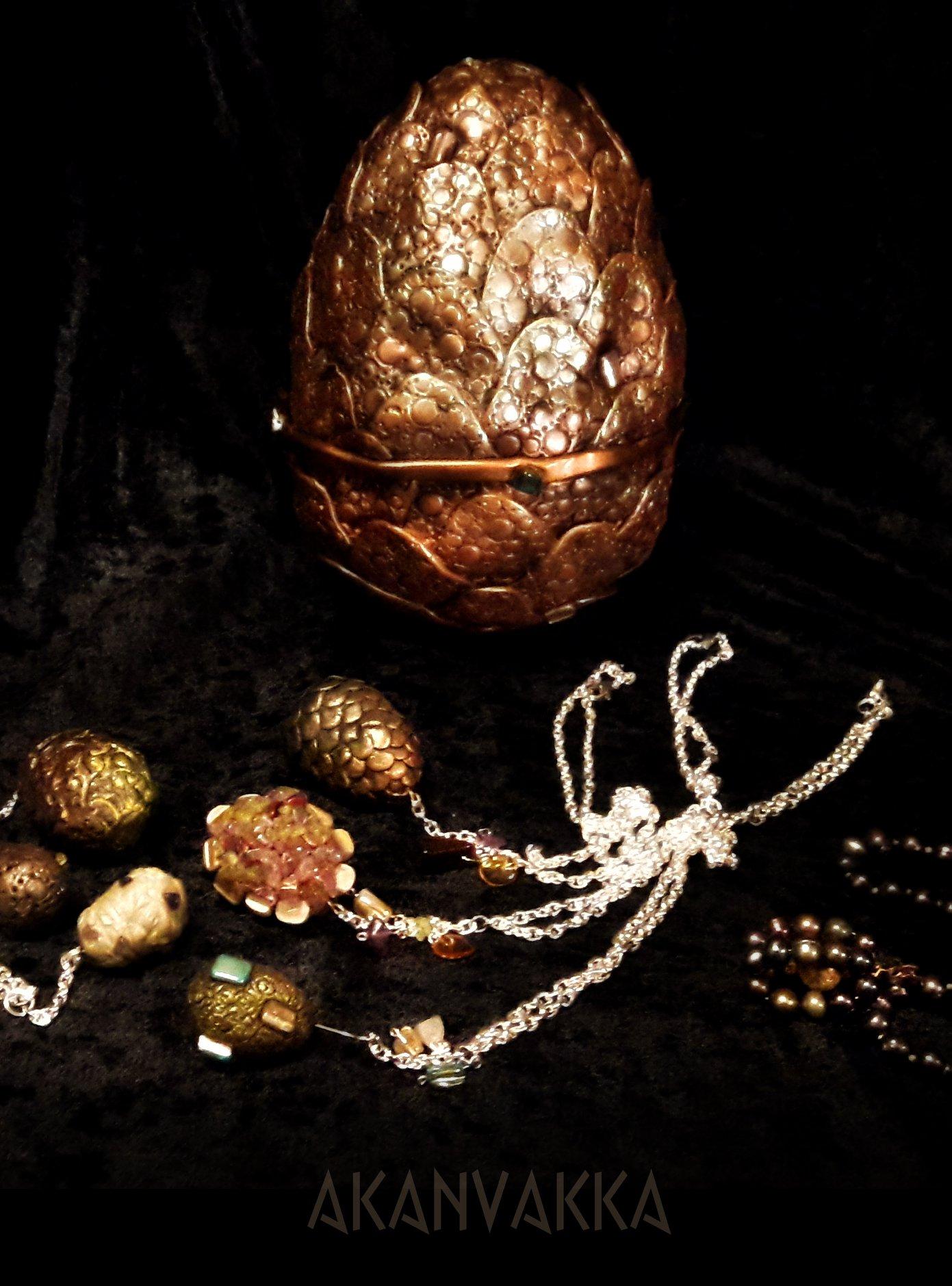 Lohikäärmeen munat - Dragon Eggs