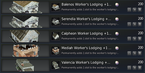 Black Desert Workers