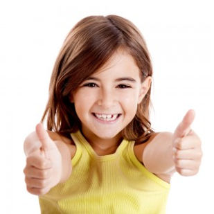 Photo - Girl giving thumbs up.jpg