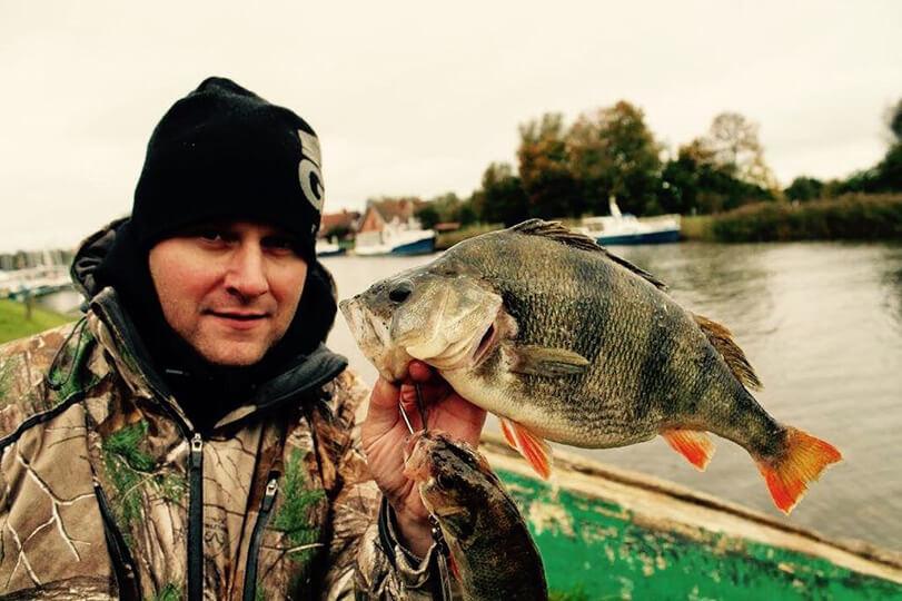 Žvejys ir laimikis