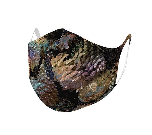 Pinecones-mask
