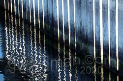 Dock Reflections II