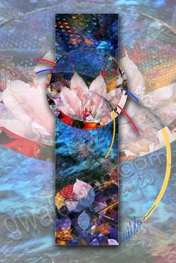 Dejavu Collage-bordered