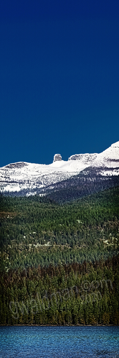 Chimney Rock III
