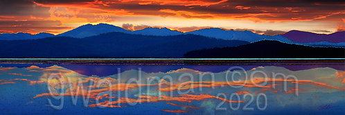 Western Lake Sky III