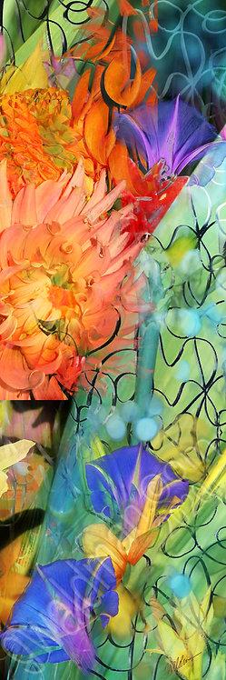 Spiral Bouquet II