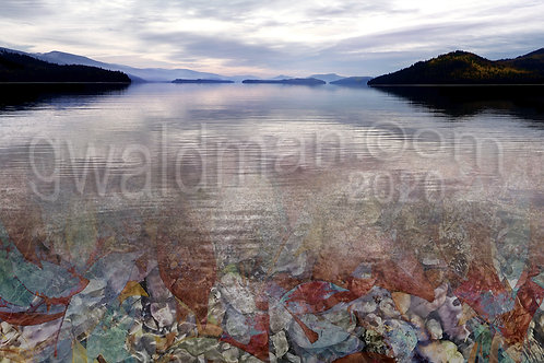 Priest Lake Autumn