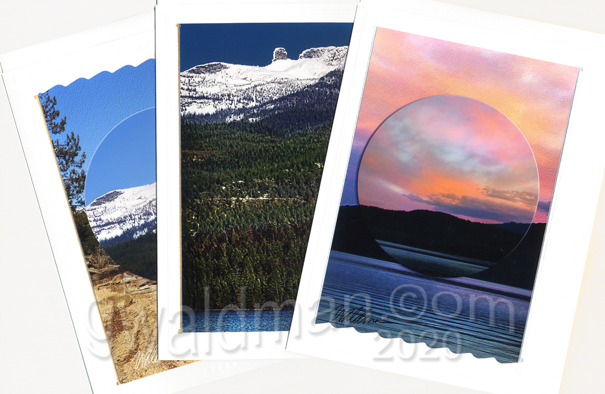 Priest Lake Art Cards