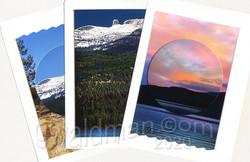 Priest Lake Art Cards