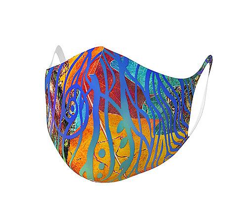 Confetti-mask