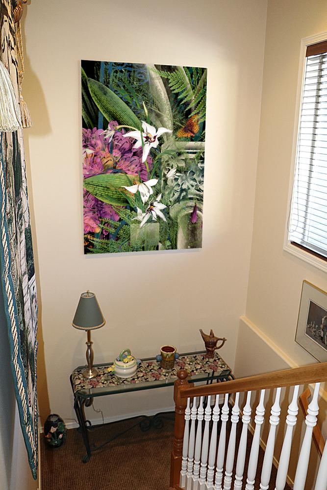 Orchid Scrolls