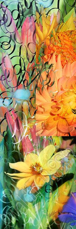 Spiral Bouquet I