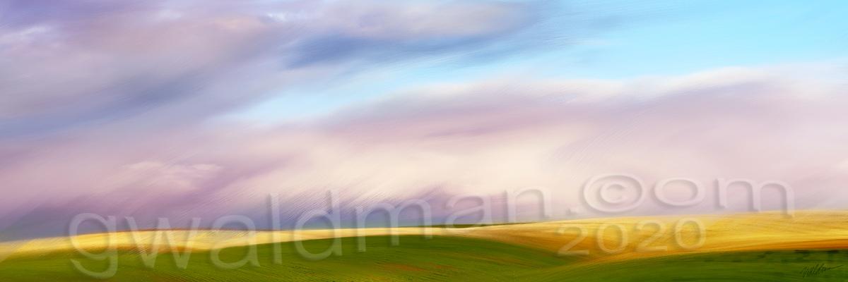 Palouse Spring Storm