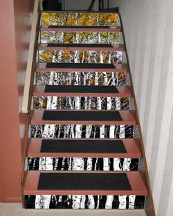 Aspen Stairs