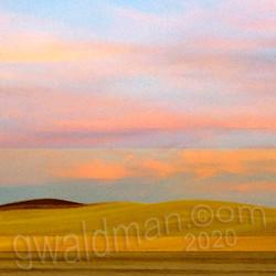 Palouse Sunset III