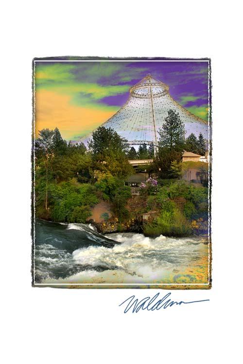 RFP Pavilion & Lilacs
