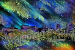 Lilac City Aurora