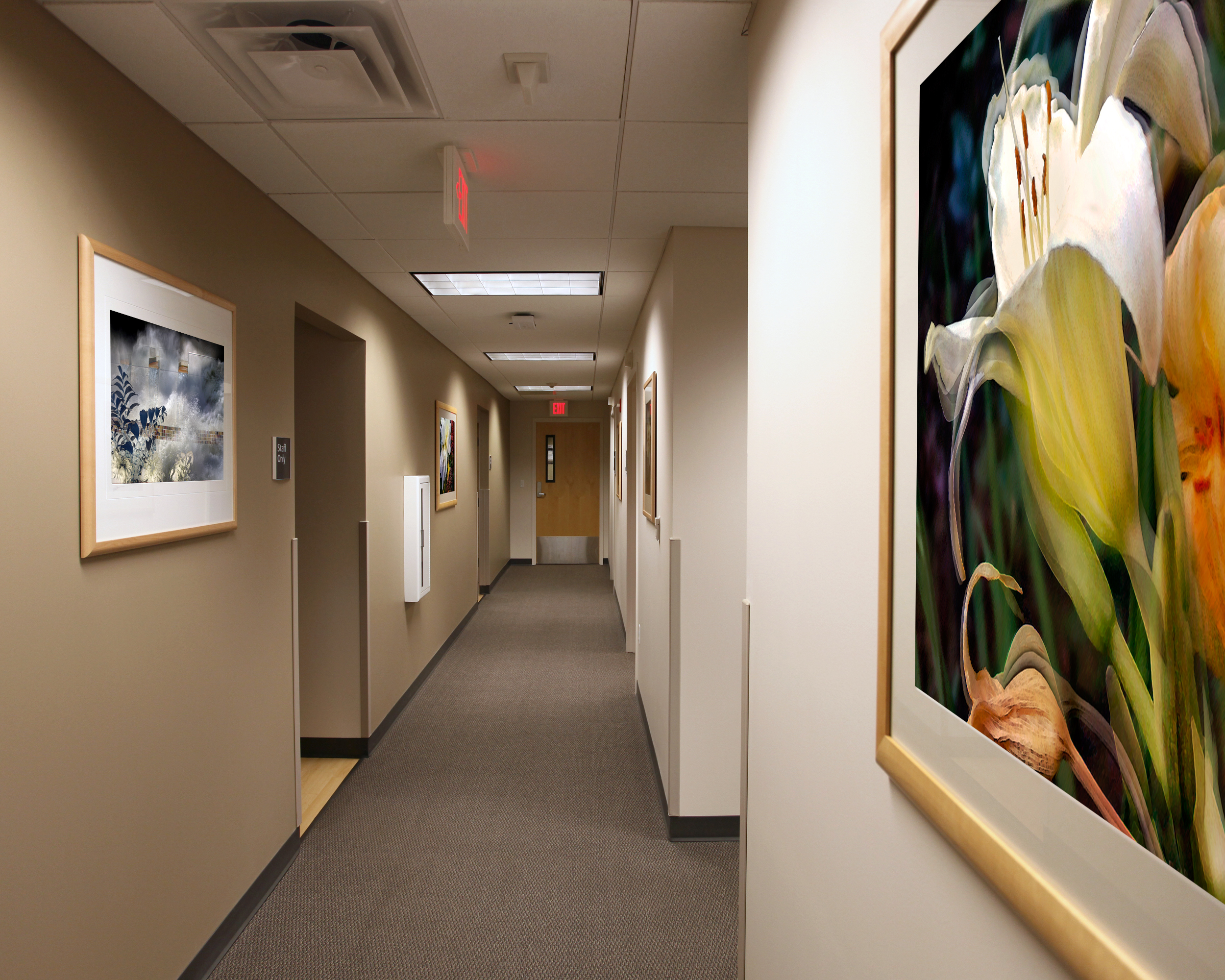 Women's Imaging Center Hall