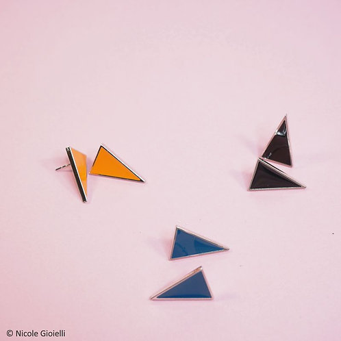 Orecchino triangolo
