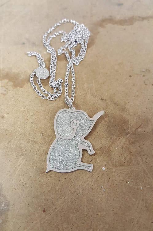 Collana elefantino