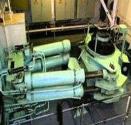 Máquinas do Leme - Vena Contracta - Vessel - Hidráulica - Reparos Navais