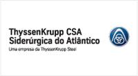 Cliente da Vena Contracta - ThyssenKrupp CSA Siderúrgica do Atlântico
