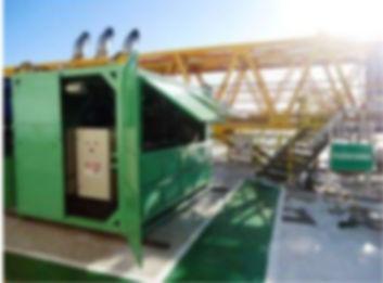 Flushing e Extra Filtrgem - Vessel - Vena Contracta - Hidráulica - Reparos navais