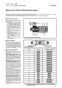 Basic for Solenoid Directional Valves .p