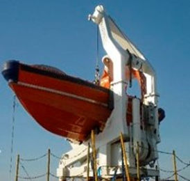 Turco e Bote de Resgate - Vena Contracta -Vessel - Hidráulica