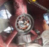 Thruster e CPP - vena contracta - hidráulica - reparos navais - vessel