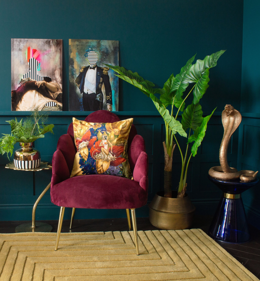 Quirky, Luxe, Fun Design by Mother & Daughter Team
