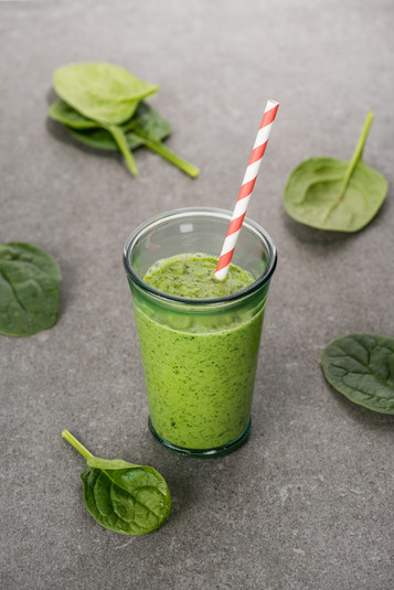 Green Means Go: Super Smoothie