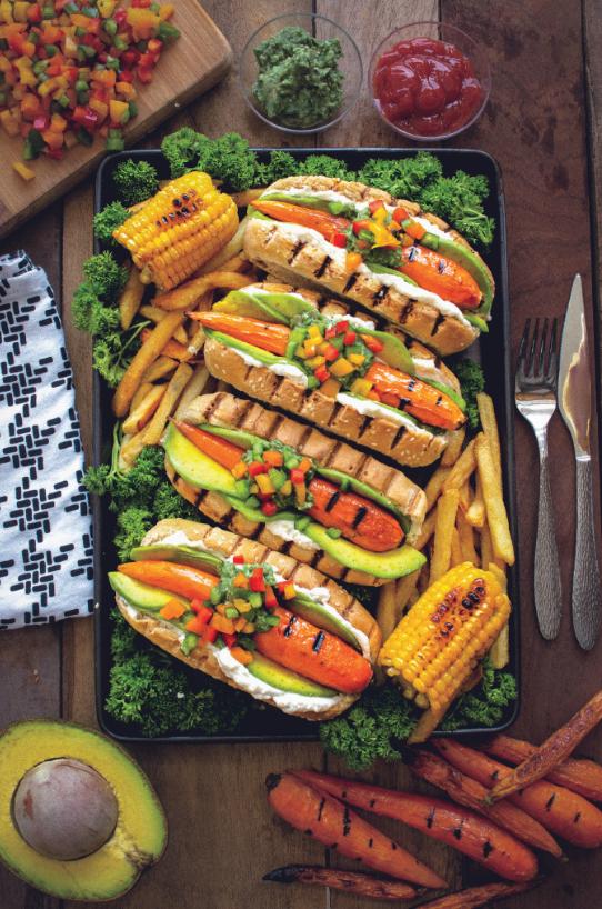 veggie dogs, vegan recipe, family friendly recipe
